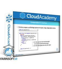 دانلود Cloud Academy Working with Java Collections