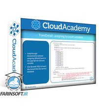 دانلود Cloud Academy Working With SQL