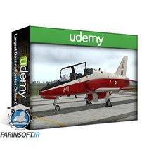 دانلود Udemy Fast Jet Training Hawk T1