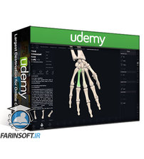 دانلود Udemy Human Skeletal system Part 1- The upper Limb