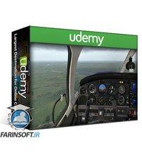دانلود Udemy Pilots Licence training Learn to fly the PA 28 Warrior.