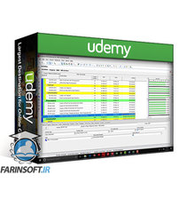 دانلود Udemy Primavera P6 Professional Step-by-Step from Novice to Expert