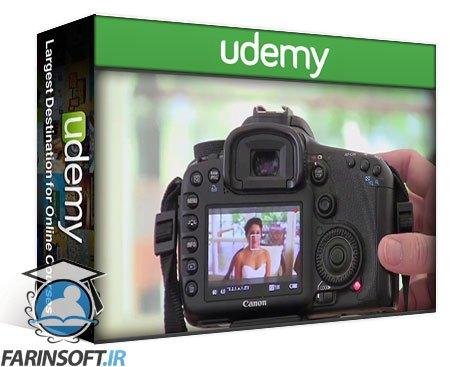 دانلود Udemy Learn Digital Photography, Canon , Nikon, Sony, Best Seller