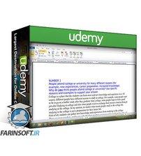 دانلود Udemy TOEFL iBT Complete Online Preparation Course!