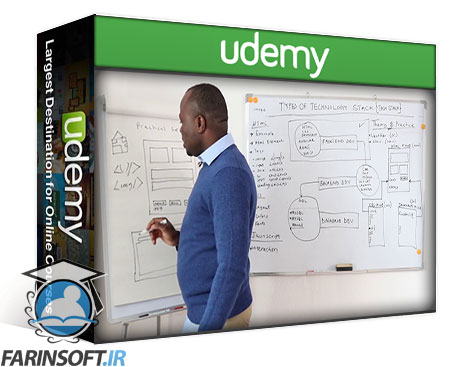 دانلود Udemy Web Application Technology Stack