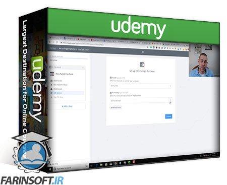 دانلود Udemy What is Zapier – An Beginners to Expert Course