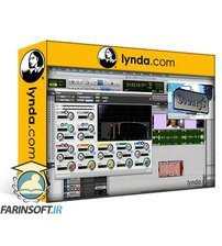 دانلود lynda Audio Post Workflow with Final Cut Pro X v10.1.x & Pro Tools