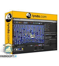 دانلود lynda Cinema 4D R16 Essential Training