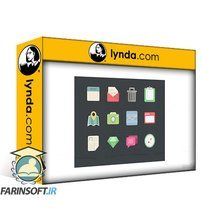 دانلود lynda Creating Icons with Illustrator