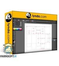 دانلود lynda Illustrator: Working with AutoCAD Files