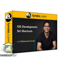 دانلود lynda iOS Development: Siri Shortcuts