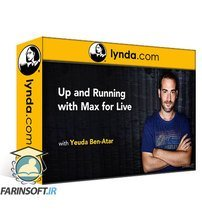 دانلود lynda Learning Max for Live