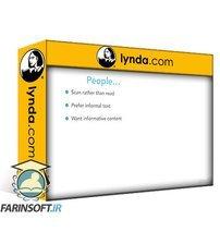 دانلود lynda Learning to Write for the Web