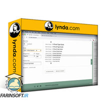 دانلود lynda Responsive Layout 2.0