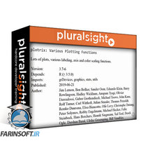 دانلود PluralSight Exploring Data Visually with R