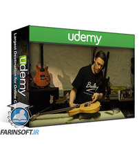 دانلود Udemy Build Your Own Guitar