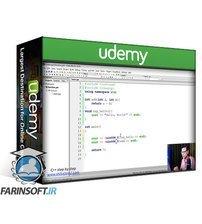 دانلود Udemy C++ programming step by step from beginner to advance level