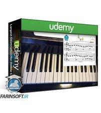 دانلود Udemy Easy Piano for Kids – Complete Beginner Piano Course