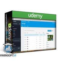 دانلود Udemy Flutter iOS & Android App With Firebase Backend (Project Base)