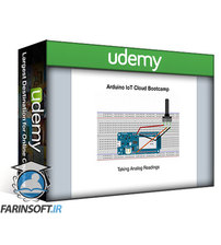 دانلود Udemy Learning to use the Arduino IoT Cloud to build IoT Projects