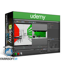 دانلود Udemy Comprehensive Introduction to Coron a  for Cinema 4D