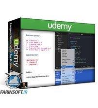 دانلود Udemy Programming Foundations with C