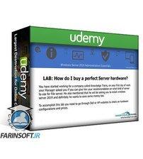 دانلود Udemy Windows Server 2019 Administration Essentials with Labs