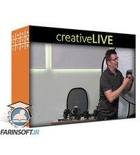 دانلود CreativeLive Introduction to Flash for Dramatic Images