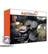 دانلود AskVideo Pro Tools 503 Recording Drums