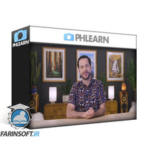 دانلود PhLearn Intro to Retouching in Photoshop