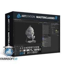 دانلود ArtStation Wastelander (Texture Breakdown), Gianpietro Fabre