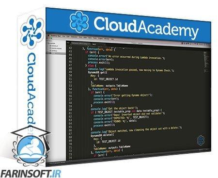 دانلود Cloud Academy Advanced Deployment Techniques on AWS