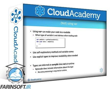 دانلود Cloud Academy Advanced Java Programming
