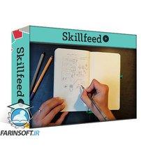 دانلود Skillshare Design 2D Game UI in vector with Inkscape!