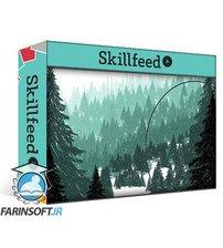 دانلود Skillshare Winter Illustrations in Procreate + 27 Brushes and Stamps