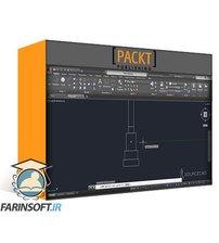 دانلود PacktPub 60 AutoCAD 2D & 3D Drawings and Practical Projects