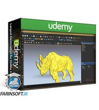 دانلود Udemy How to create amazing 3D arts with Artcam