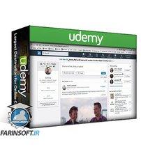دانلود Udemy LinkedIn Marketing – Build A Brand and Generate Leads
