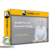 دانلود lynda ArcGIS Pro 2.4 Essential Training