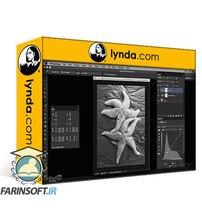 دانلود lynda Creating Black-and-White Landscape Photos with Photoshop