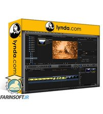 دانلود lynda Final Cut Pro X 10.1.x Essential Training