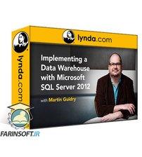 دانلود lynda Implementing a Data Warehouse with Microsoft SQL Server 2012