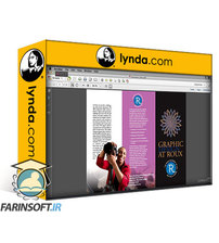 دانلود lynda InDesign CC 2014 Quick Start