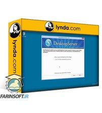 دانلود lynda Installing and Running WordPress: DesktopServer