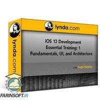 دانلود lynda iOS 13 Development Essential Training: 1 Fundamentals, UI, and Architecture