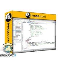 دانلود lynda JavaScript: Templating