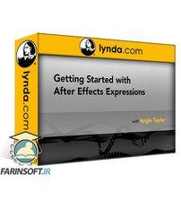دانلود lynda Learning After Effects Expressions