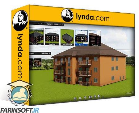 دانلود lynda Learning Autodesk Showcase