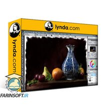 دانلود lynda Learning Digital Painting
