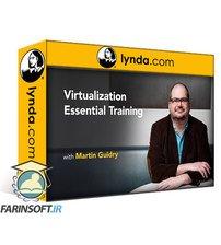 دانلود lynda Learning Virtualization